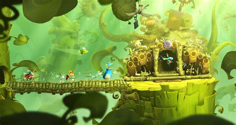 25 best ideas about platform on 2d background 2d and review rayman legends wii u oprainfall
