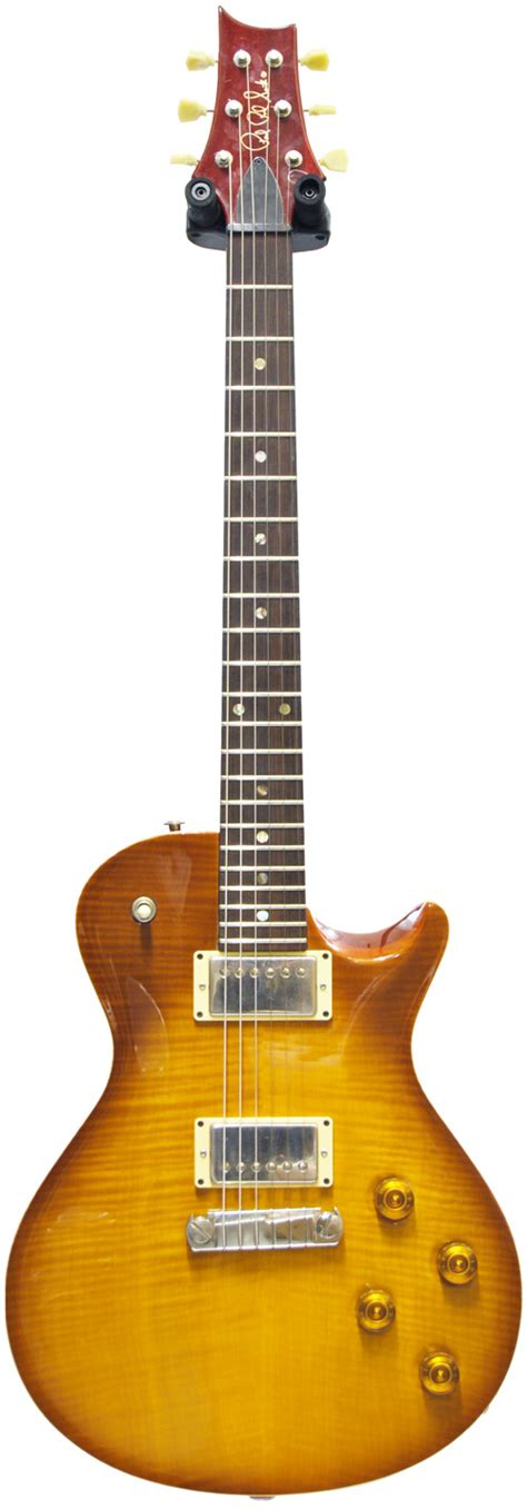 best pre for electric guitar prs single cut mccarty sunburst 10 top pre owned