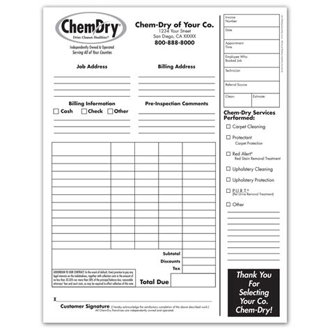 Carpet Cleaning Invoice Disclaimer Floor Matttroy Carpet Cleaning Disclaimer Template