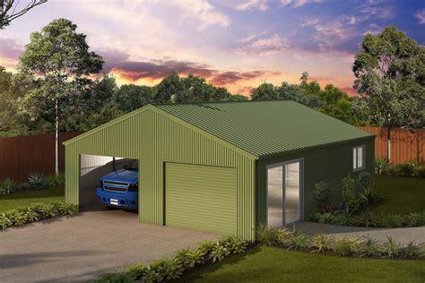 garage shed sunshine sheds garages sunshine coast