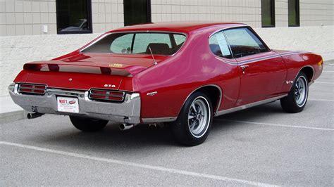 Pontiac Gto 2012 by 1969 Pontiac Gto Judge F275 Indy 2012