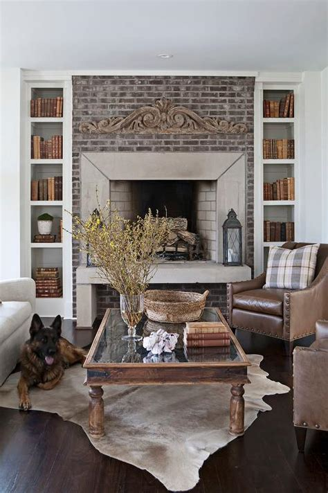 fireplaces with bookshelves fireplace bookshelves design ideas