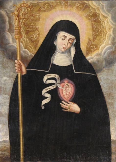 catholic st st gertrude the great