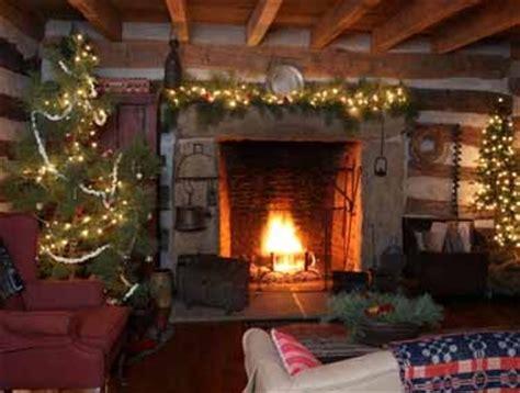 Amerikanischer Kamin Weihnachten by Eye For Design Decorating Your Log Home