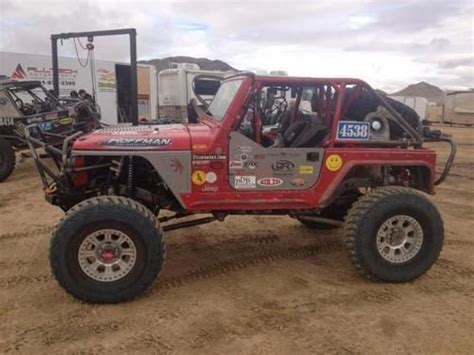 jeep cing mods find used 2004 jeep rubicon king of the hammers emc ultra4