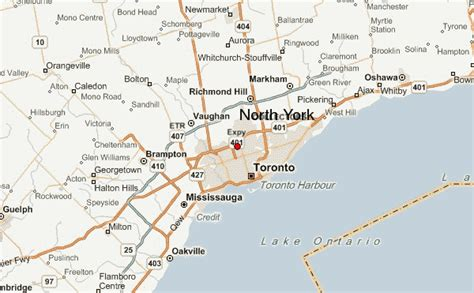 map of canada and new york york canada map