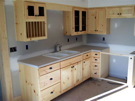 raw kitchen cabinets raw kitchen cabinets kitchen raw wood cabinets concrete