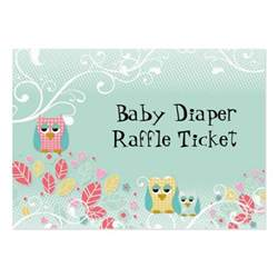 baby raffle ticket template owl name tags memes