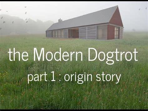 The Modern Dogtrot Part 1 Youtube Modern Trot House Plans