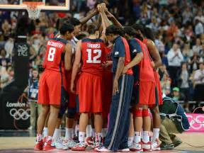Basketball Team Experienced 12 Member U S Olympic Women S Basketball Team