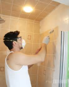 Preparing Bathroom Floor For Tiling - how to remove textured paint apps directories