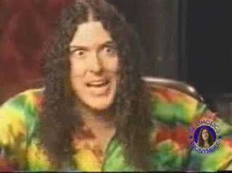 couch potato weird al weird al yankovic eminem interview youtube