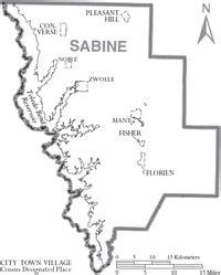 Sabine Böhm by Sabine Parish Louisiana