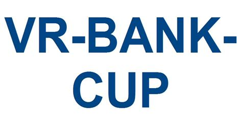 vr bank sã dthã ringen 4 vr cup am kommenden wochenende 04 und 05 juli tv