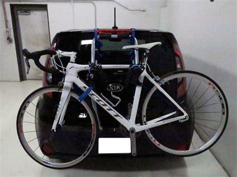 Kia Soul Bike Rack Kia Soul Thule Archway Xt 2 Bike Rack Trunk Mount
