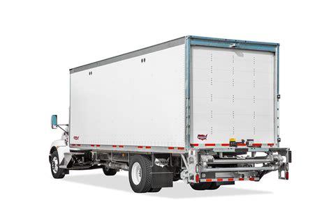 Truck Bak mile series truck bodies wabash commercial trailer