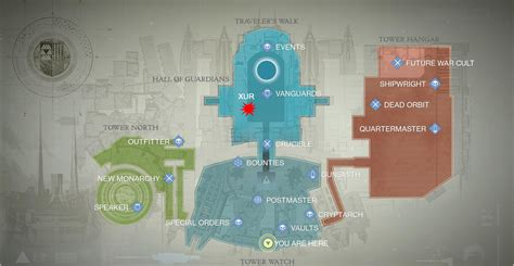 where is xur find xur s location and inventory for the week