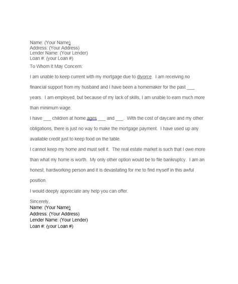 Divorce Letter Exle Husband And Divorce Letter Format Letter Idea 2018