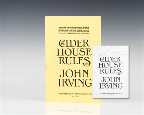 the cider house rules book cider house rules