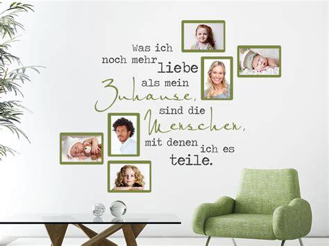Was Ich Noch Mehr Liebe Als Mein Zuhause by Wandtattoo Fotorahmen Was Ich Noch Mehr Liebe