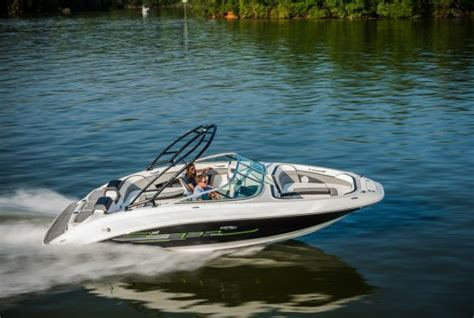 chaparral jet boats top speed sea ray 24 jet the biggest jet boat of the year boats
