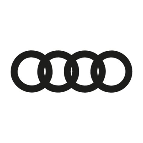 audi logo transparent audi logos in vector format eps ai cdr svg free download