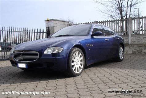 small engine maintenance and repair 2005 maserati quattroporte security system 2005 maserati quattroporte car photo and specs