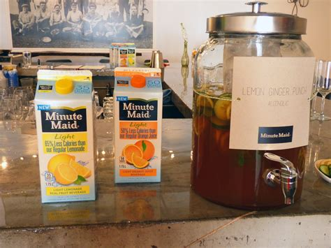 Minute Light Lemonade by Lighten Up The Minutemaidlights Brunch Listen To Lena