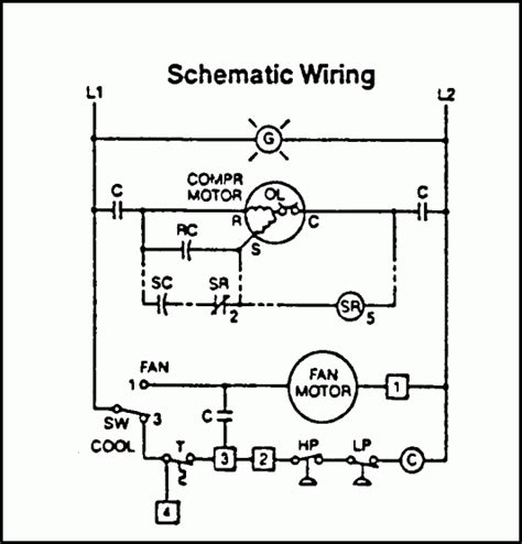 how to read a wiring diagram hvac wiring diagram and