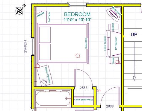 bedroom furniture layout any ideas smaller homes