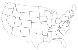 blank map of the united states worksheet abitlikethis