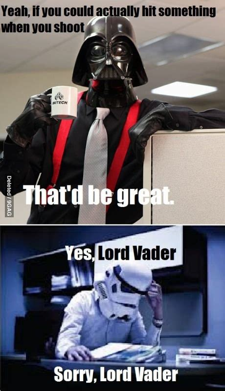 star wars office star wars does office space storm trooper if you could