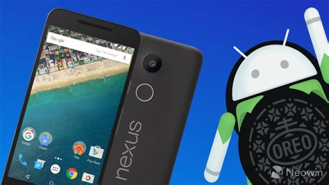 android 8 0 will roll out to these pixel and nexus devices