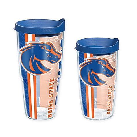 bed bath and beyond boise tervis 174 boise state university broncos pride wrap with lid