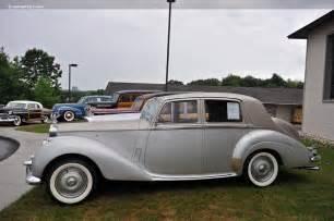 1954 Rolls Royce Silver 1954 Rolls Royce Silver Conceptcarz