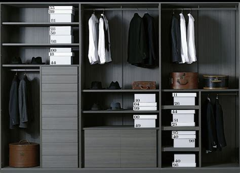 10 easy pieces modular closet systems high to low by