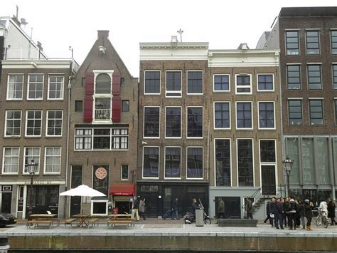 anne franks house anne frank house in amsterdam