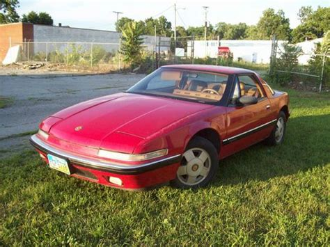 find used 1989 buick reatta base coupe 2 buy used 1989 buick reatta base coupe 2 door 3 8l in lima ohio united states