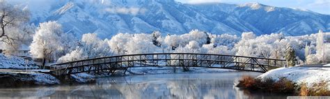 beautiful winter beautiful winter wallpaper 2560x768 7909