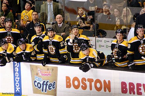 bruins bench boston bruins watching from the bench buffalo sabres
