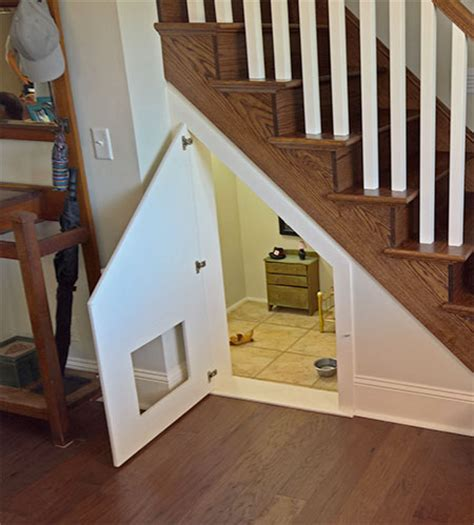 staircase dog house small house staircase design popular house plans and design ideas