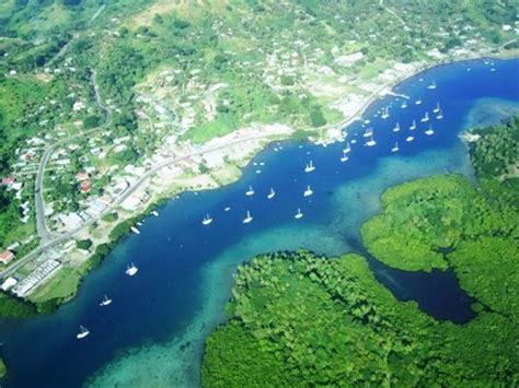 savusavu fiji islands springs hotel savusavu aerials