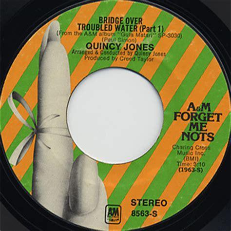 quincy jones what s going on quincy jones what s going on pt 1 c w bridge over