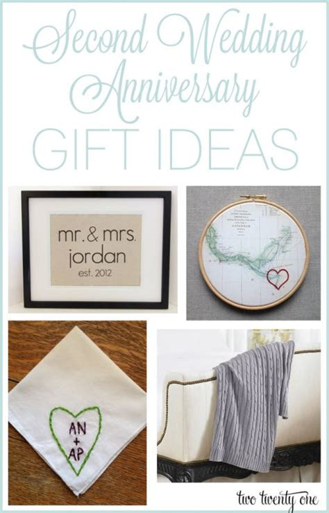 17 Best ideas about 4th Wedding Anniversary Gift on