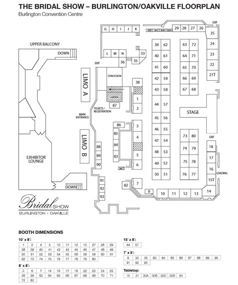 fashion show floor plan floor plans bridal show