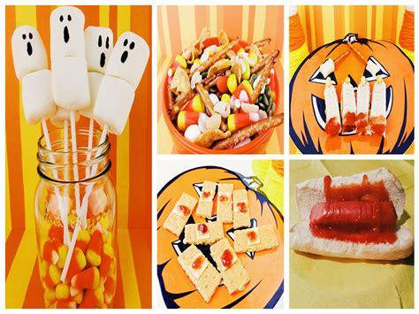 halloween themed treats halloween themed snacks and treats your kids will love
