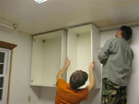 how to install ikea kitchen cabinets house tweaking