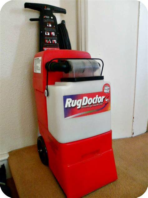 rug doctor rental price morrisons