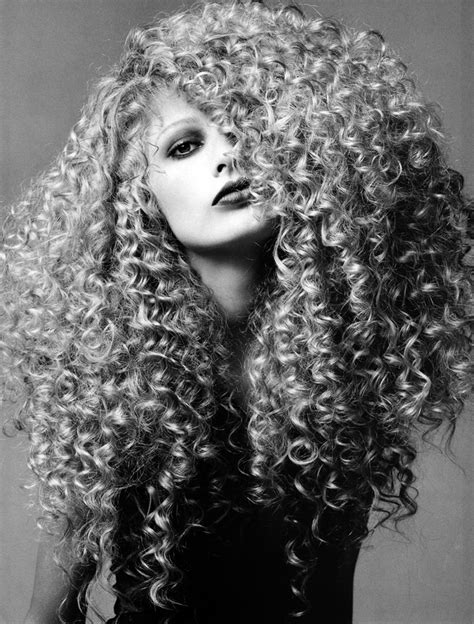 spiral curls hairstyles long hair spiral curly hairstyles pictures gallery 2018