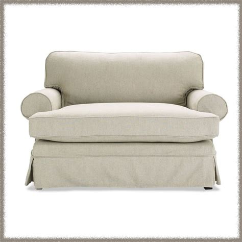 mitchell gold sleeper sofa nantucket alexa slipcovered chair 1 2 sleeper home